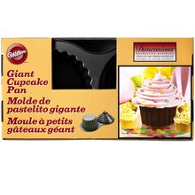 Wilton Dimensions Giant Cupcake Pan, Package